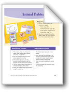Animal Babies (Nouns)