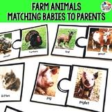 Animal Babies and Parents Matching