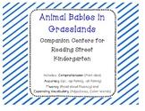 Animal Babies in Grasslands Companion Centers