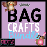 Animal Bag Crafts Mega Bundle
