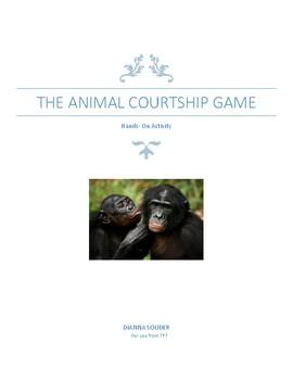 Animal Behavior Courtship Game