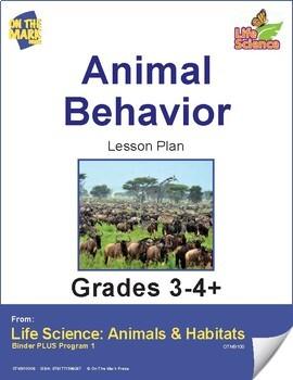 Animal Behavior Lesson