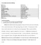 Animal Behaviorism Reading, Cut and Paste