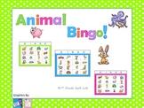 Animal Bingo!