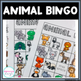 Animal Bingo (25 cards)