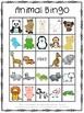 ESL Games Animal Bingo