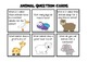 Animal Bingo [Animal Groups, Habitat, Diet]