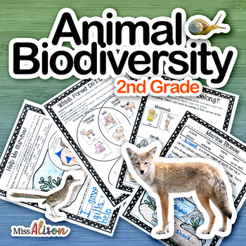 Animal Biodiversity: A Second Grade NGSS Science Unit