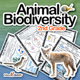 Animal Biodiversity: NGSS Science Unit (works with distanc
