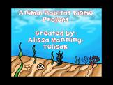 Animal Biome/Habitat Diorama Project