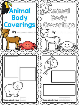 animal body coverings printable book sorting worksheets posters. Black Bedroom Furniture Sets. Home Design Ideas