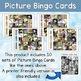 Animal Body Parts ESL Activities Bingo Cards