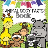 Animal Body Parts Book