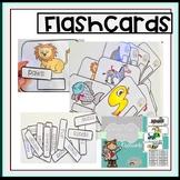 Animal Body Parts - Flashcards