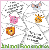 Animal Bookmarks