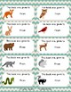 BOOKPLATES - Animals - This Book was Given to - 6 Sheets - Fillable PDF