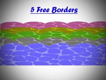Animal Borders
