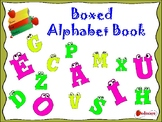 Animal Boxed Alphabet Book