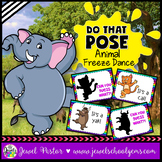 Animal Brain Breaks (Animal Freeze Dance)