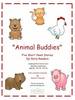 Kindergarten Animal Stories and Activities