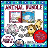 Animal Bundle with Text Dependent Questions for CLOSE Reading