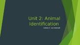 Animal Care Assistant - Animal Identification - Lab Animal