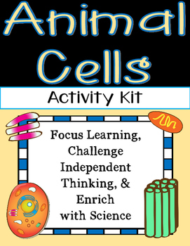 Animal Cell Activities