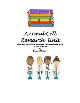 Animal Cell Research Unit