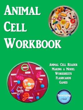 Animal Cell Workbook