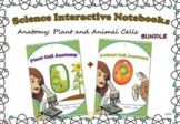 PDF Science Interactive Notebook BUNDLE of Cells: Animal a