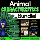 Animal Characteristics BUNDLE PACK!