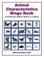 Animal Characteristics Bingo Book