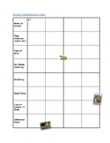 Animal Characteristics Graphic Organizer