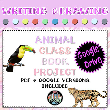 Animal Class Book Project