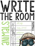 Animal Classes Write the Room (Mammals, Fish, Birds, Reptiles, and Amphibians)