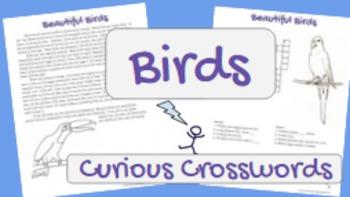 Science Reading Activity- Birds