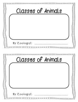 Animal Classification {FREEBIE}