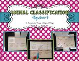 Animal Classification Flip Chart
