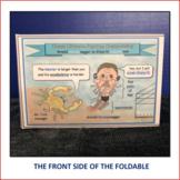 Animal Classification:  Invertebrate Mnemonic Cartoon Foldables