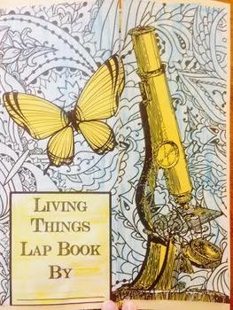 Animal Classification Lap Book
