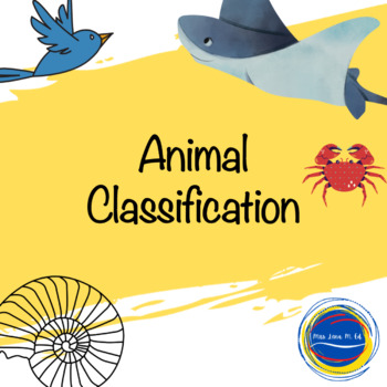 Animal Classification Lesson