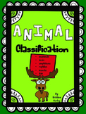 Animal Classification-Mammals, Reptiles, Amphibians, Fish, Birds, and Insects