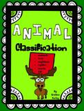 Animal Classification-Mammals, Reptiles, Amphibians, Fish,