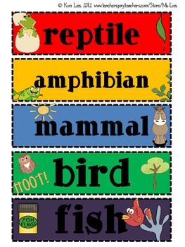Animal Classification Pack