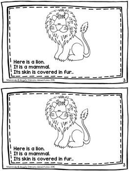 Animal Classifications Bundle of Readers