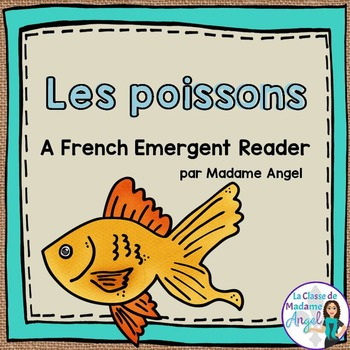 French Animal Classification Reader - Les poissons