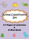 Animal Classification Set