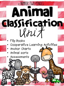 Animal Classification Unit