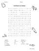 Animal Classification Word Search / Clasificacion de Animales Wordsearch
