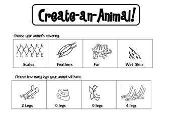 Animal Classifications Unit